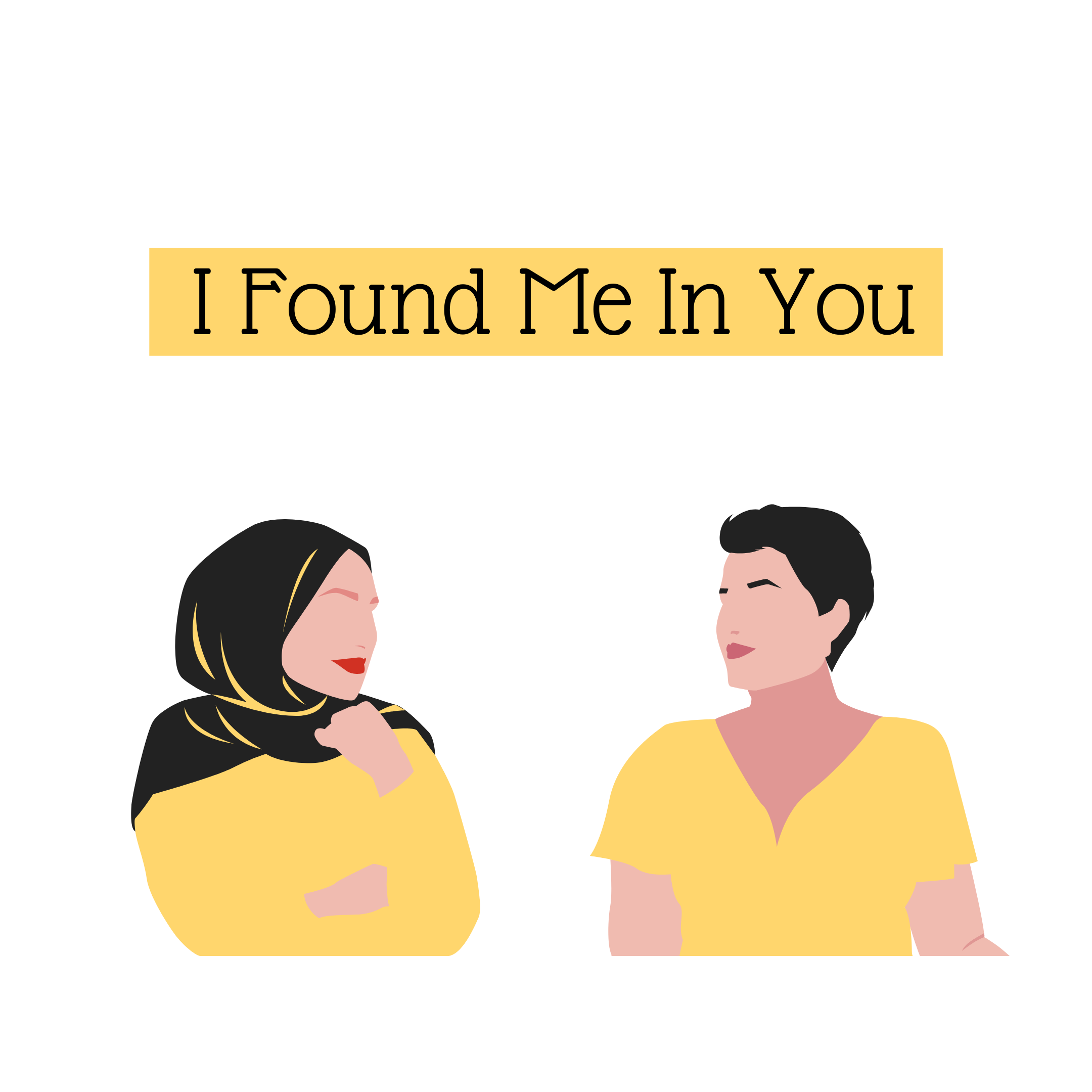 I Found Me In You